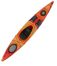 Tsunami 125 Kayak by Wilderness Systems